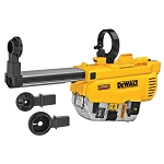 DEWALT DWH205DH DUST EXTRACTOR FOR DCH263 1-1/8 IN. SDS PLUS D-HANDLE ROTARY HAMMER