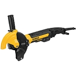 Dewalt DWE46266N 5 IN. / 6 IN. BRUSHLESS SMALL ANGLE GRINDER, RAT TAIL, WITH ADJUSTABLE CUT-OFF GUARD, KICKBACK BRAKE, NO LOCK