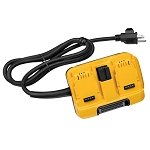 Dewalt DCA120 Corded Power Supply™ Adaptor