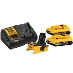 Dewalt DCA2203C 20V MAX* Battery Adapter Kit for 18V Tools