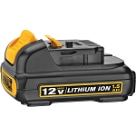 Dewalt DCB120 12V MAX* Lithium Ion Battery Pack