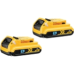 Dewalt DCB203BT-2 20V MAX* Tool Connect™ BATTERY (2 AH) - 2 PACK