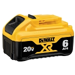 Dewalt DCB206 20V MAX PREMIUM XR 6.0Ah LITHIUM ION BATTERY PACK
