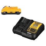 Dewalt DCB230C 20V MAX* Starter Kit with 3.0 Ah Compact Battery & Charger