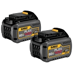 Dewalt DCB606-2 FLEXVOLT® 20/60V MAX* BATTERY PACK 6.0AH (2 pk.)