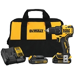 Dewalt DCD708C2 ATOMIC 20V MAX* BRUSHLESS COMPACT 1/2 IN. DRILL/DRIVER KIT