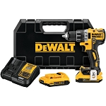 Dewalt DCD791D2 20V MAX* XR® LI-ION BRUSHLESS COMPACT DRILL / DRIVER KIT