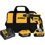 Dewalt DCF620M2 20V MAX* XR® Brushless Li-Ion Drywall Screwgun