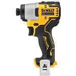 Dewalt DCF801B XTREME™ 12V MAX* BRUSHLESS 1/4 IN. CORDLESS IMPACT DRIVER (TOOL ONLY)