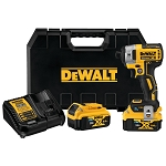 Dewalt DCF888P2BT 20V MAX* XR® BRUSHLESS TOOL CONNECT™ IMPACT DRIVER KIT (W/ TOOL CONNECT™ BATTERIES)