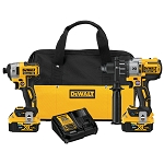Dewalt DCKTC299P2BT TOOL CONNECT™ 20V MAX* 2-TOOL COMBO KIT WITH BLUETOOTH® BATTERIES