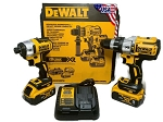 Dewalt DCKTS299P2 20V MAX* CORDLESS BRUSHLESS XR® 2-TOOL COMBO KIT WITH TOUGHSYSTEM® (5.0AH)