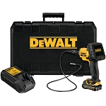 Dewalt DCT412S1 12V MAX* 5.8MM INSPECTION CAMERA WITH WIRELESS SCREEN KIT