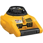 Dewalt DW074KD INTERIOR AND EXTERIOR ROTARY LASER LEVEL KIT