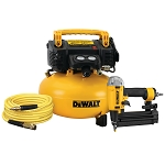 Dewalt DW1KIT18PP HEAVY-DUTY COMPRESSOR COMBO KIT