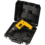 Dewalt DW260K 2,500 rpm Lightweight VSR All-Purpose Screwgun Kit