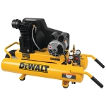 Dewalt DXCMTA1980854 8 GALLON CAST IRON OIL LUBRICATED ELECTRIC WHEELBARROW AIR COMPRESSOR