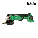 Hitachi / Metabo G18DBALP4 18V Brushless Lithium Ion 4-1/2