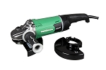 "Hitachi / Metabo G23SCY2 7"" / 9"" 15 Amp Disc Grinder with User Vibration Protection (UVP)"