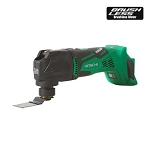 Hitachi / Metabo HPT CV18DBLP4 18V Brushless Lithium Ion Oscillating Multi-Tool (Tool Body Only)
