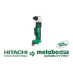 Hitachi / Metabo HPT DN18DSLQ4 18V Lithium Ion 3/8