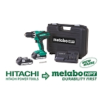 Hitachi / Metabo HPT DS18DGL 18V Lithium Ion Driver Drill