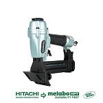 "Hitachi / Metabo N4004AB 1-9/16"" 18-Gauge ¼"" Crown Flooring Stapler"