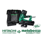 Hitachi / Metabo NR1890DR 18V Cordless Framing Nailer Plastic Strip 3-1/2