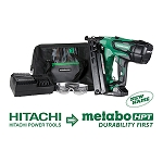 Hitachi / Metabo NT1865DMA 2-1/2