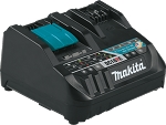 Makita DC18RE 18V LXT® / 12V max CXT® Lithium-Ion Rapid Optimum Charger