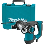 Makita HR2811F 1-1/8'' Rotary Hammer, accepts SDS-PLUS bits