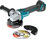 Makita XAG04Z 18V LXT® Lithium-Ion Brushless Cordless Cut-Off/Angle Grinder Tool Only
