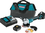 Makita XAG11T 18V LXT Lithium-Ion Brushless Cordless Cut-Off/Angle Grinder Kit