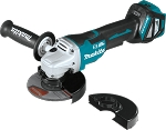 Makita XAG21ZU 18V LXT® Lithium-Ion Brushless Cordless Paddle Switch Cut-Off/Angle Grinder Tool Only