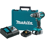 Makita XPH12R 18V LXT® Lithium-Ion Compact Brushless Cordless 1/2