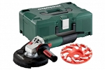 Metabo 600465620 WE 15-125 HD Set GED Angle grinder