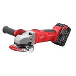 Milwaukee 0725-21 M28™ Cordless LITHIUM-ION Grinder / Cut-Off Tool Kit