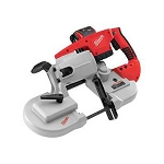 Milwaukee 0729-21 M28™ Cordless LITHIUM-ION Band Saw Kit