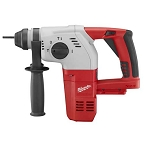 "Milwaukee 0756-20 M28™ Cordless 1"" SDS-Plus Rotary Hammer (Tool Only)"