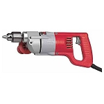 Milwaukee 1001 – Corded 1/2 in. D-Handle Drill 0-600 RPM