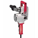 Milwaukee 1676 – Electric Drill - 1/2 in. Hole-Hawg® Large Drill 300/1200 RPM KIT