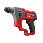 "Milwaukee 2416-20 M12 FUEL™ 5/8"" SDS Plus Rotary Hammer (Tool Only)"