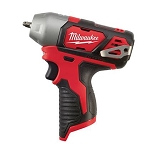 "Milwaukee 2461-20 M12™ ¼"" Impact Wrench (Tool Only)"
