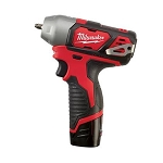 "Milwaukee 2461-22 M12™ ¼"" Impact Wrench Kit"