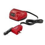 Milwaukee 2510-20 M12™ Lithium-Ion AC/DC Wall and Vehicle Charger