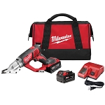 Milwaukee 2635-22 M18™ Cordless 18 Gauge Double Cut Shear Kit