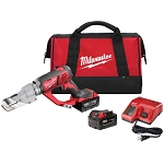 Milwaukee 2637-22 M18™ Cordless 18 Gauge Single Cut Shear Kit