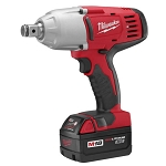 "Milwaukee 2664-22 M18™ 3/4"" High-Torque Impact Wrench with Friction Ring Kit"