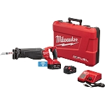 Milwaukee 2721-22 M18 FUEL SAWZALL Reciprocating Saw w/ ONE-KEY Kit