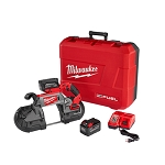 Milwaukee 2729-22HD M18 FUEL™ Deep Cut Band Saw High Demand™ Kit